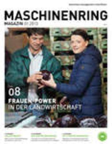 Maschinenring Magazin