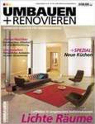 Umbauen Renovieren umbauen renovieren fachzeitschrift innenausbau raumausstattung
