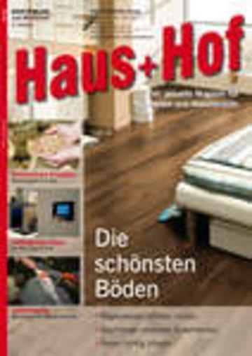 Haushof Ruhr Fachzeitschrift Haus Garten Lifestyle Wohnen