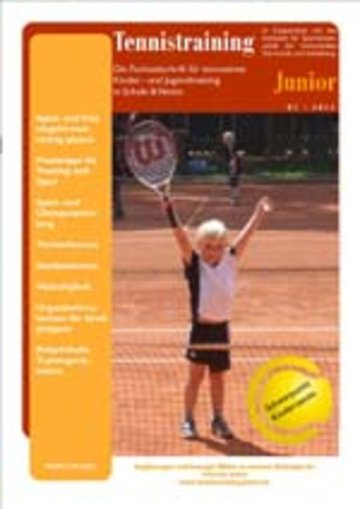 Tennistraining Junior