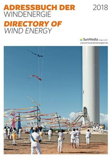 Adressbuch der Windenergie