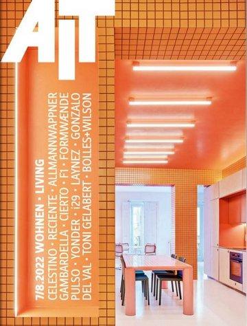 Ait architektur innenarchitektur technischer ausbau for Innenarchitektur magazin