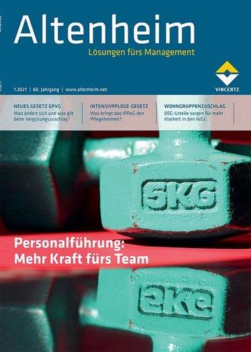 Altenheim - Lösungen fürs Management Fachzeitschrift ...