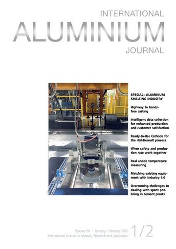 ALUMINIUM International Journal