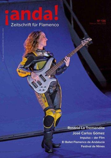 ANDA Zeitschrift für Flamenco