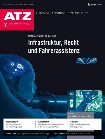 ATZ – Automobiltechnische Zeitschrift