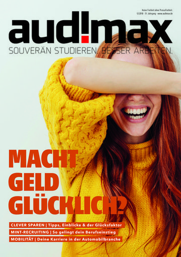 audimax – Die Hochschulzeitschrift