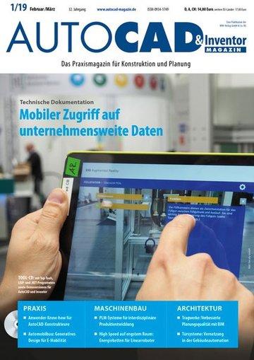 AUTOCAD & Inventor Magazin