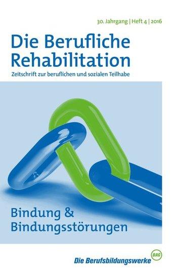 Berufliche Rehabilitation