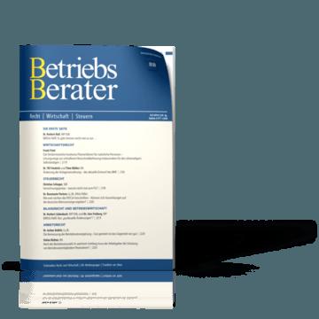 Betriebs-Berater (BB)