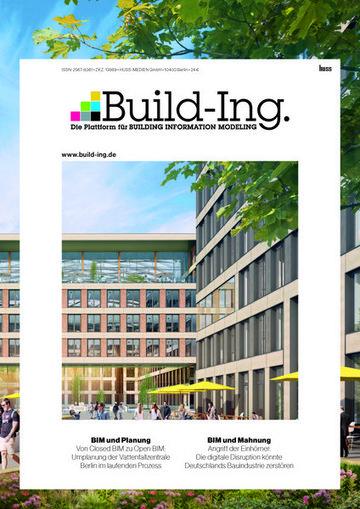 Build-Ing. Die Plattform für BUILDING INFORMATION MODELING