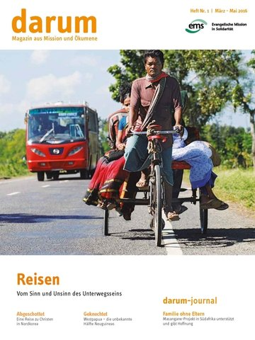 Darum - Magazin aus Mission und Ökumene