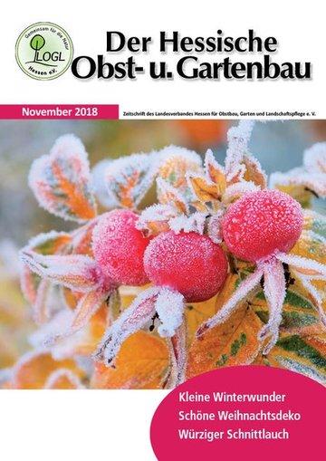 Der Hessische Obst- u. Gartenbau