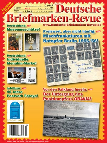 Deutsche Briefmarken-Revue