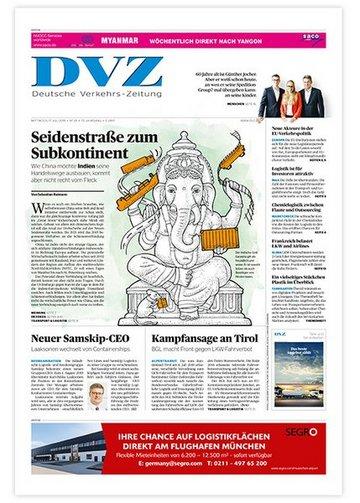 DVZ Deutsche Logistik-Zeitung