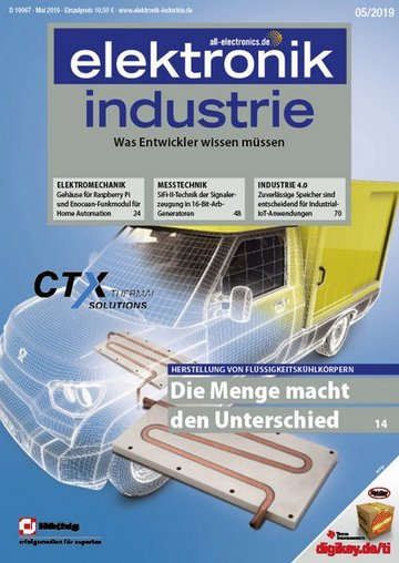 elektronik industrie