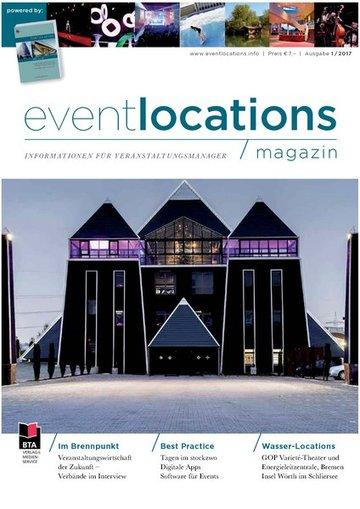 Eventlocations - Magazin für Eventmanager