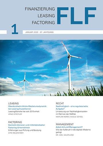 FLF Finanzierung Leasing Factoring