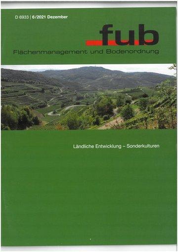 fub Flächenmanagement und Bodenordnung