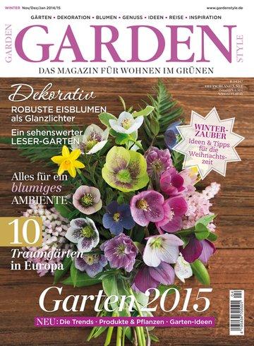 Garten Magazine garden style fachzeitschrift garten pflanzen gartengestaltung