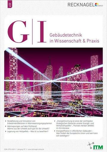 GI - Gebäudetechnik in Wissenschaft & Praxis