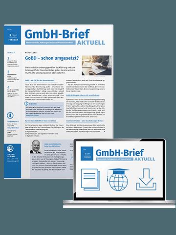 GmbH-Brief AKTUELL – Die perfekte Führung der GmbH