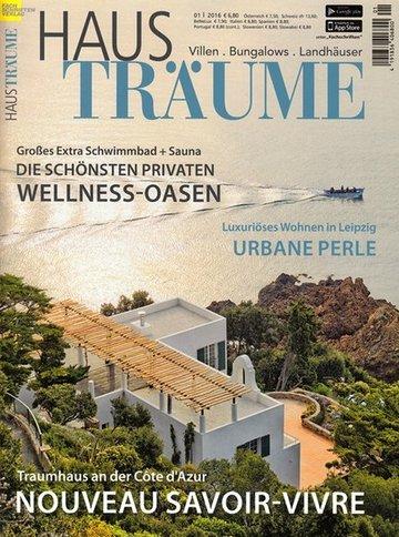 Haus und garten zeitschrift  HausTräume Fachzeitschrift | Haus - Garten - Lifestyle - Wohnen