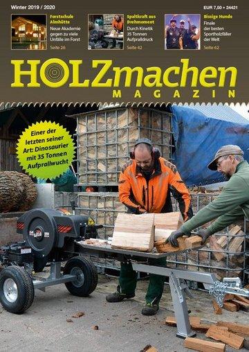 HOLZmachen