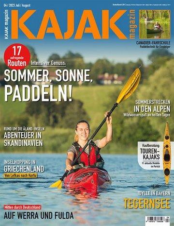 kajak-Magazin - kajaks, canadier