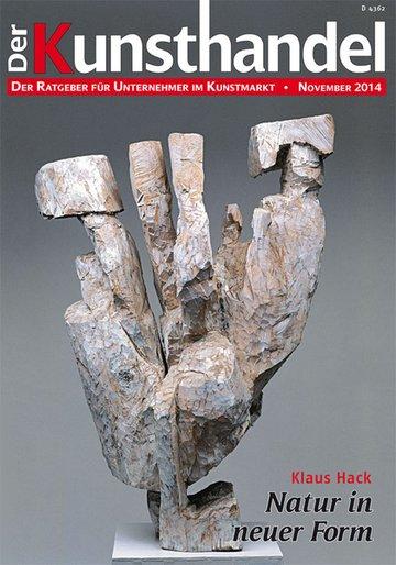 Der Kunsthandel - Das Fachmagazin für Unternehmer im Kunstmarkt