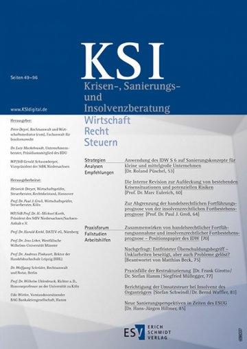 KSI Krisen-, Sanierungs- und Insolvenzberatung