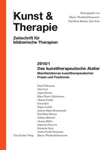 Kunst & Therapie. Zeitschrift für bildnerische Therapien