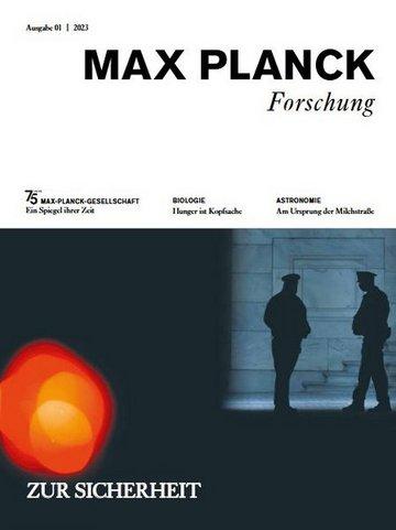 MaxPlanckForschung.