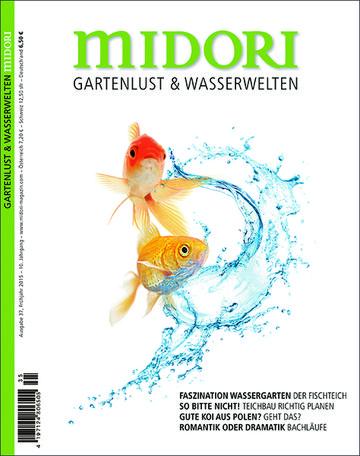 midori GARTENLUST & WASSERWELTEN