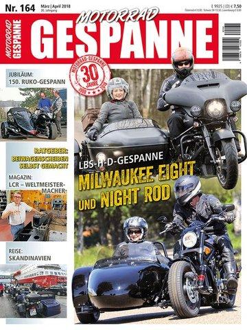 MOTORRAD-GESPANNE