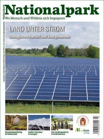 Nationalpark – Die Zeitschrift, wo Mensch und Wildnis sich begegnen