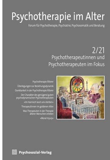 Psychotherapie im Alter
