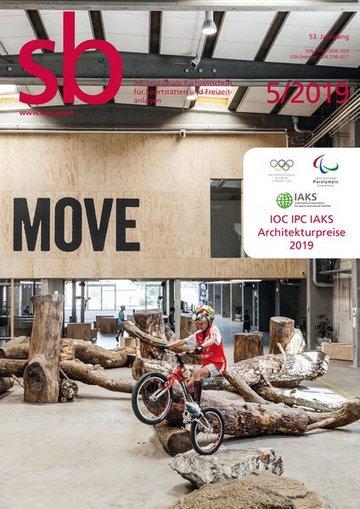 sb - Internationale Fachzeitschrift für Sportstätten und Freizeitanlagen
