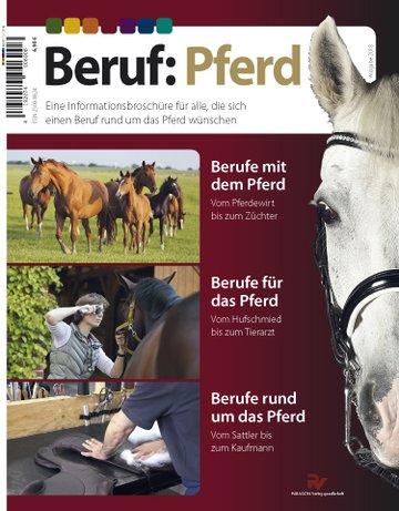 "Sonderheft ""Beruf: Pferd"""
