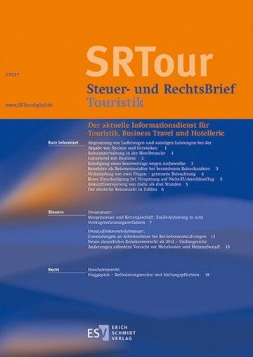 Steuer- und RechtsBriefTouristik (SRTour)