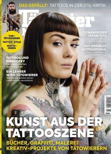 Tattoo magazin abonnieren