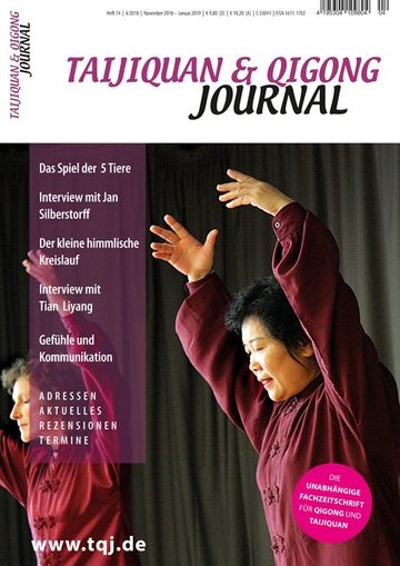 Taijiquan & Qigong Journal