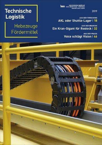 Technische Logistik - Hebezeuge Fördermittel