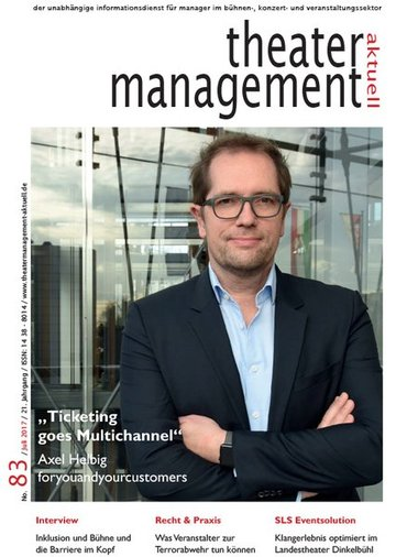 theatermanagement aktuell