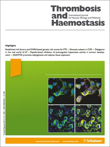 Thrombosis and Haemostasis