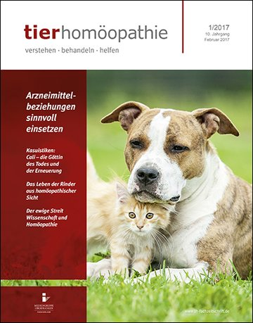 tierhomöopathie