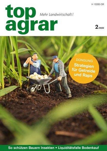 top agrar - Mehr Landwirtschaft!