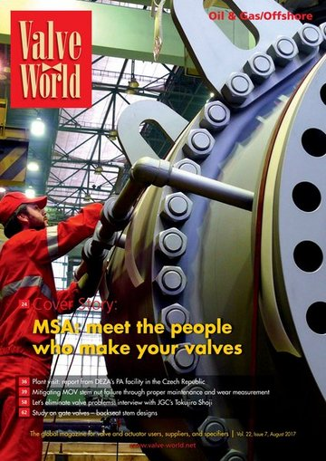 Valve World Magazine