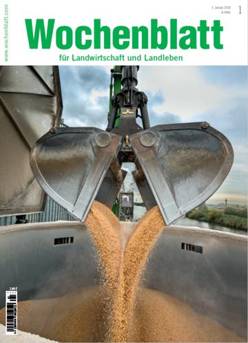 Wochenblatt für Landwirtschaft und Landleben