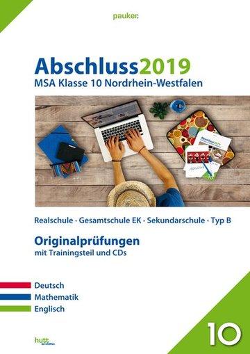 Abschluss 2019 - Mittlerer Schulabschluss Nordrhein-Westfalen